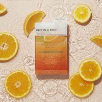 Tangerine Twist Pedi In A Box
